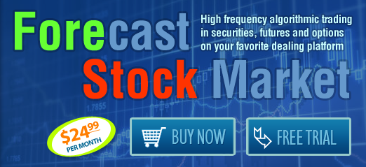 High frequency algorithmic trading on your favorite trading platform